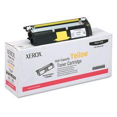 Xerox 113R00694 High-Yield Toner, 4500 Page-Yield, Yellow