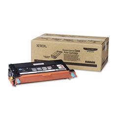 Xerox 113R00719 Toner, 2000 Page-Yield, Cyan