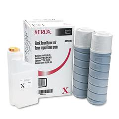 Xerox Copy Cartridge, 60000 Page-Yield, 2/Carton, Black