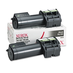 Xerox 6R244 Toner, 20000 Page-Yield, 2/Box, Black