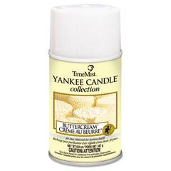 TimeMist Yankee Candle Air Freshener Refill, Buttercream, 6.6oz Aerosol