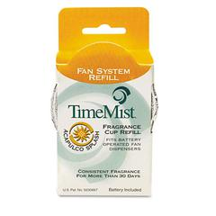 TimeMist Fragrance Cup Refill, Acapulco Splash, 1oz, 12/Carton