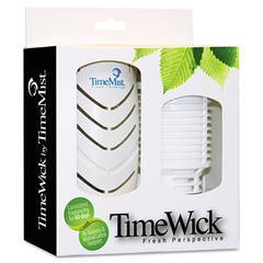 TimeMist TimeWick Air Freshener Dispenser Kit, Mango Smoothie Scent