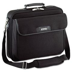 Targus Notepac Laptop Case, Ballistic Nylon, 15 3/4 x 5 x 14 1/2, Black