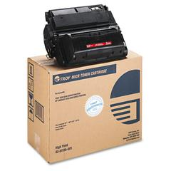 0281136001 42X High-Yield MICR Toner Secure, 20000 Page-Yield, Black