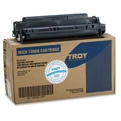 Troy 0218583001 03A Compatible MICR Toner, 4,250 Page-Yield, Black