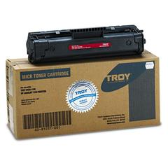 0281031001 92A MICR Toner, 2500 Page-Yield, Black