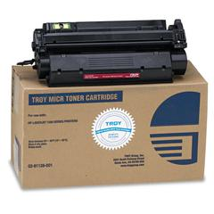 Troy 0281128001 13A Compatible MICR Toner, 3,000 Page-Yield, Black