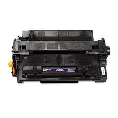 0281600500 55A Compatible MICR Toner, 6,000 Page-Yield, Black