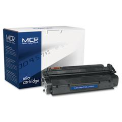 MICR Print Solutions Compatible with Q2613AM MICR Toner, 2,500 Page-Yield, Black