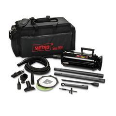 Metro Vac 2 Speed Toner Vacuum/Blower, Includes Storage Case and Dust Off Tools