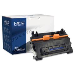 Compatible with CC364XM High-Yield MICR Toner, 24,000 Page-Yield, Black