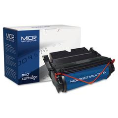 MICR Print Solutions Compatible with 522LM Extra High-Yield MICR Toner, 30,000 Page-Yield, Black
