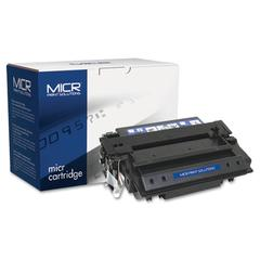 MICR Print Solutions Compatible with Q7551XM High-Yield MICR Toner, 13,000 Page-Yield, Black