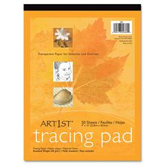 Art1st Parchment Tracing Paper, 19 x 24, White, 50 Sheets