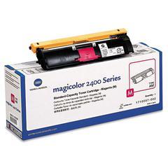 Konica Minolta 1710587002 Toner, 1500 Page-Yield, Magenta