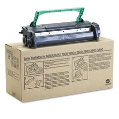 4152611 Toner, 6000 Page-Yield, Black