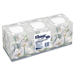 Facial Tissue, 2-Ply, Pop-Up Box, 95/Box, 3 Boxes/Pack