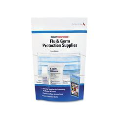 Flu-Germ Protection Kit, 7-Pieces