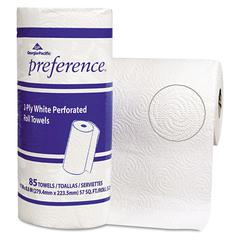 Georgia Pacific Professional Perforated Paper Towel Roll, 11 x 8 4/5, White, 85/Roll, 15 Rolls/Carton