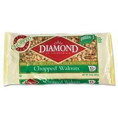 Chopped Walnuts, 8oz Bag