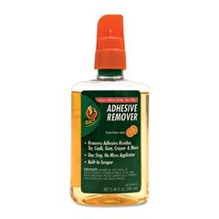 Duck Adhesive Remover, 5.45oz Spray Bottle