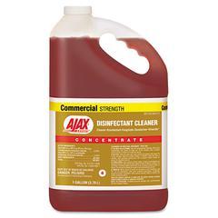 Ajax Expert Disinfectant Cleaner/Sanitizer, 1gal Bottle, 2/Carton
