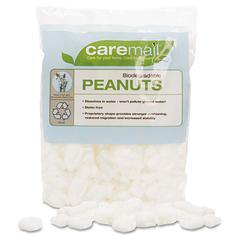 Caremail CareMail Dissolving Peanuts, 0.34 Cubic Feet