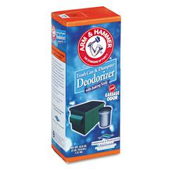 Arm & Hammer Trash Can & Dumpster Deodorizer, Sprinkle Top, Original, Powder, 42.6oz