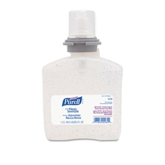 PURELL Advanced TFX Gel Instant Hand Sanitizer Refill, 1200mL