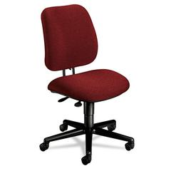 HON 7700 Series Multi-Task Swivel chair, Burgundy