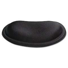 Kelly Computer Supply Viscoflex Memory Foam Palm Support, Black