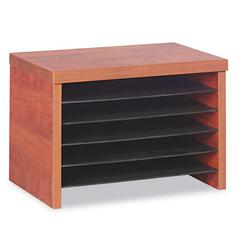 Alera Alera Valencia Under Counter File Organizer Shelf, 15 3/4w x 10d x 11h, Cherry