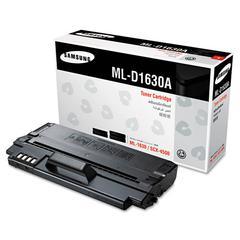 Samsung MLD1630A Toner, 2000 Page-Yield, Black