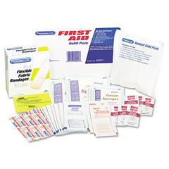 First Aid Kit Refill Pack, 96 Pieces/Kit