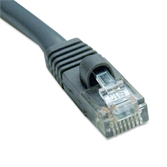 Tripp Lite CAT5e Molded Patch Cable, 100 ft., Gray