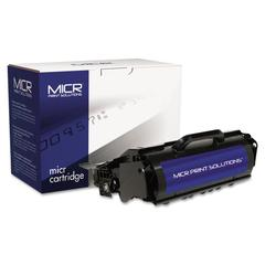 MICR Print Solutions Compatible with T650ML MICR Toner, 10,000 Page-Yield, Black