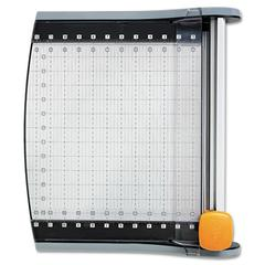 "LED SureCut Rotary Trimmer, 12"" Cut Length"