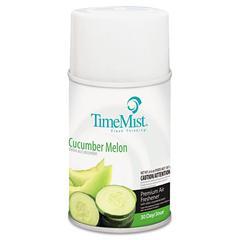 TimeMist Metered Fragrance Dispenser Refill, Cucumber Melon, 6.6 oz, Aerosol