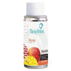 TimeMist Settings Micro Metered Aerosol Refills, Mango, 3oz