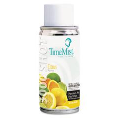TimeMist Settings Micro Metered Aerosol Refills, Citrus, 3oz