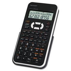 EL-531XBWH Scientific Calculator, 12-Digit LCD