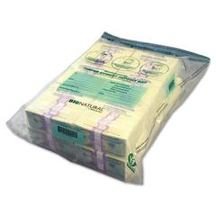 Bundle Cash Bags, 15 x 20, Clear, 50 per Pack