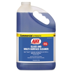 Ajax Expert Glass and Multi-Surface Cleaner, 1gal Bottle