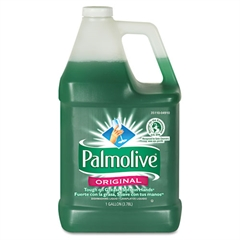 Palmolive Dishwashing Liquid, Original Scent, 1gal Plastic Bottle