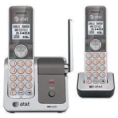 CL81201 DECT 6.0 Cordless Phone System, 2 Handsets