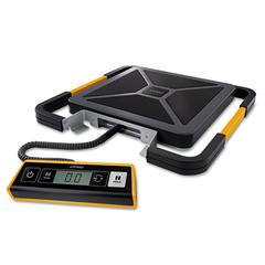 DYMO by Pelouze S400 Portable Digital USB Shipping Scale, 400 Lb.