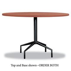 "RSVP Series Round Table Top, Laminate, 42"" Diameter, Cherry"