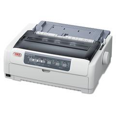 Oki Microline 620 9-Pin Narrow Carriage Dot Matrix Printer