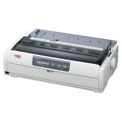 Oki Microline 621 9-Pin Wide Carriage Dot Matrix Printer